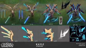 Kayle Update Ätherflügel- Konzept 01