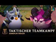 Gameplay-Trailer- Taktischer Teamkampf