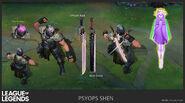 Shen z Psychoperacji - Koncept 01