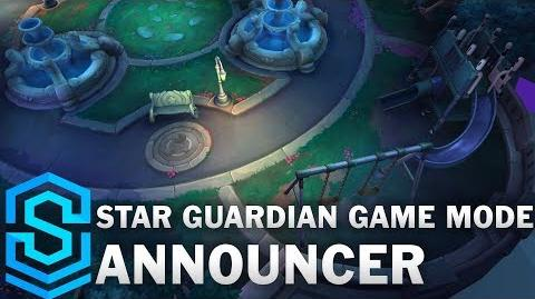Star Guardian Game Mode Announcer