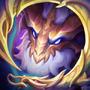 Storm Dragon Aurelion Sol Chroma profileicon