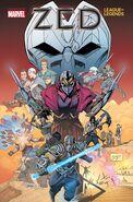 Zed Comic 6 Cover 1