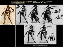 Katarina Konzept