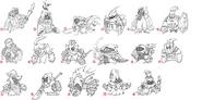 Summoner's Rift Update Creature Minions