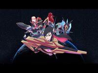 Dawn by Raid Battle Academia 2021 Animated Trailer - League of Legends