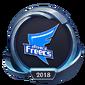 Worlds 2018 Afreeca Freecs Emote