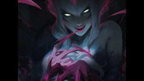 Evelynn Teaser - Be mesmerized once again by Agony's Embrace