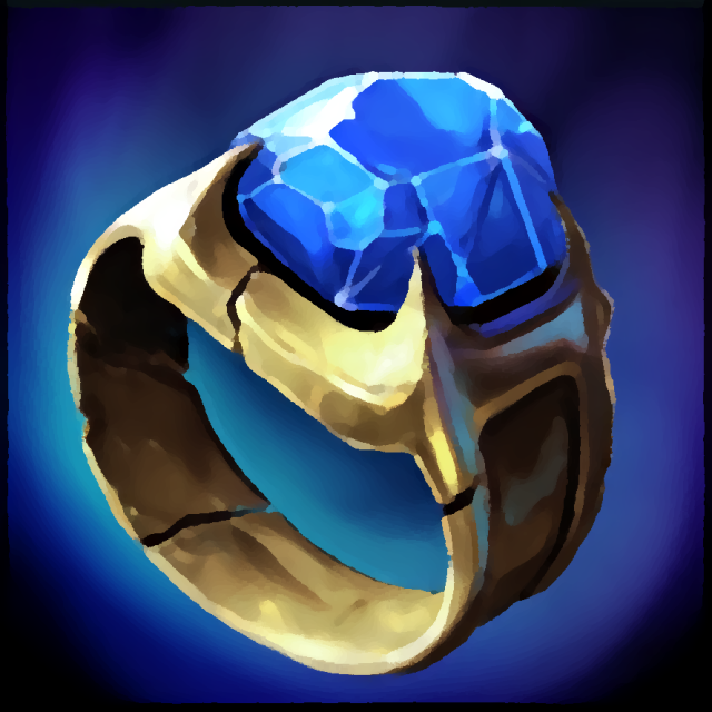 Ring des Schürfers