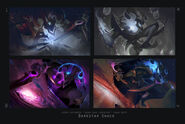 Shaco DarkStar Splash Concept 02