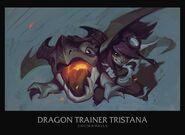 Tristana DragonTrainer Splash Concept 04