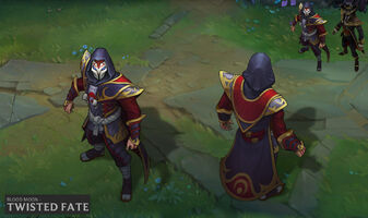 Twisted Fate Blutmond Konzept 01