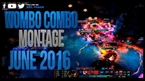 Wombo Combo Montage - June 2016 - Best Wombo Combos 2016