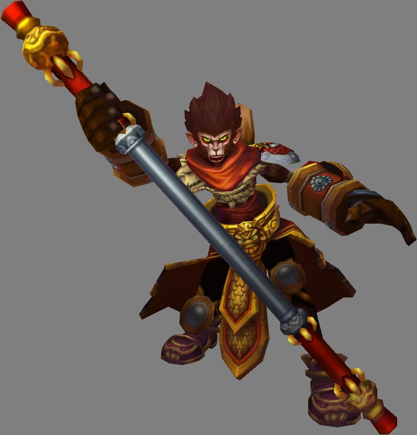 Wukong League Of Legends Wiki Fandom