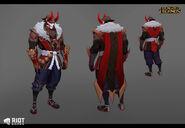 Pyke BloodMoon Concept 02