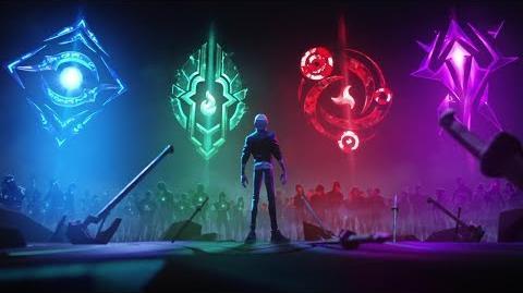 Repräsentiere dein Haus Kampf um den Hauspokal Animierter Trailer - League of Legends