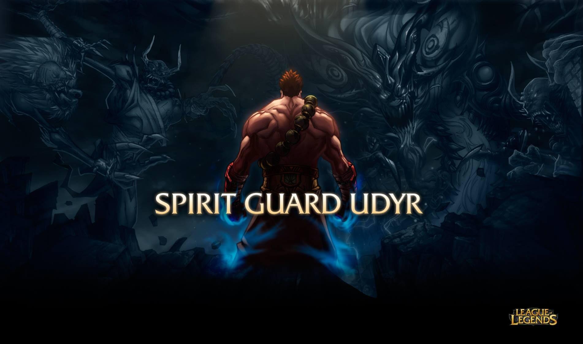 Udyr SpiritGuard Comic Cover 01.jpg
