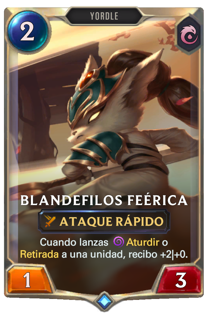 Blandefilos Féerica (Legends of Runeterra)