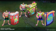 Braum PoolParty Concept 01