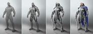 Demacia warrior concept 02
