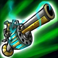Hextech-Revolver item alt