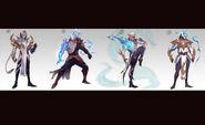 Lee Sin StormDragon Concept 01