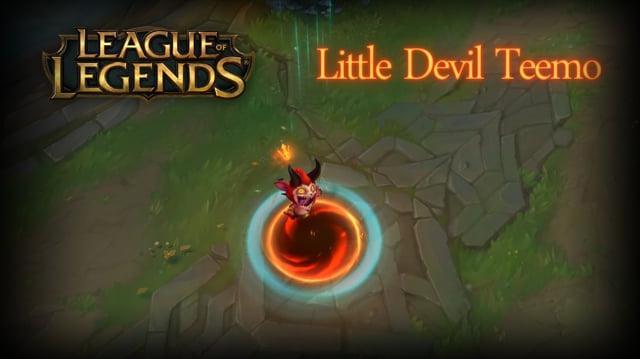 Little Devil Teemo VFX