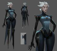 Camille Awaken Concept 01