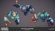 Blitzcrank SpaceGroove Model 02