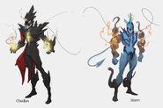 Dragonmancers Concept 08