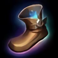 Leicht magische Stiefel item alt