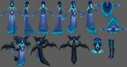 Morgana Update GhostBride Model 02