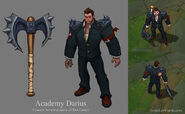 Darius Academy Concept 01