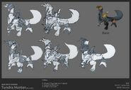 Warwick Update Thundra Hunter concept 02