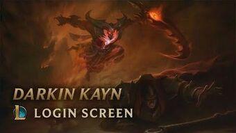 Düsterer Kayn - Login Screen