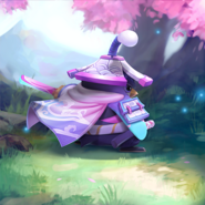Featherknight Spirit Blossom Kami Tier 2