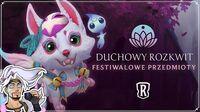 Legends of Runeterra - Festiwal Duchowego Rozkwitu (zwiastun przedmiotów kosmetycznych)
