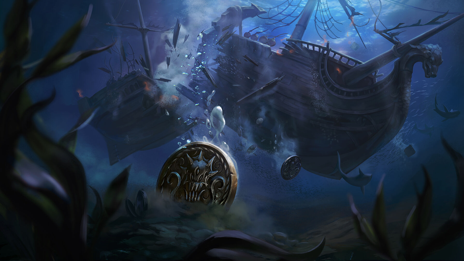 Nautilus Dead in the Water.jpg
