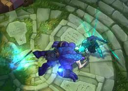 Black Spear sacrifice item screenshot