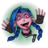 Catch Me If You Can! Emote