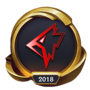 Worlds 2018 Griffin (Gold) Emote