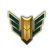 Champion Mastery Level 3 Flair