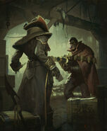Graves Twisted Fate The Burning Tides 02