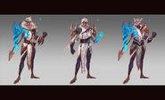 Lee Sin StormDragon Concept 02