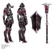 Sejuani Darkrider Concept 01