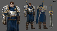 Garen Warriors Concept 01