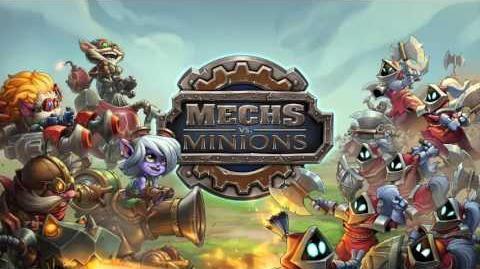 Mechs Vs Minions Soundtrack - Green Battlefield