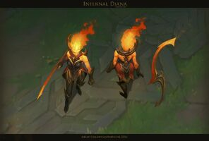 Diana Infernalische Konzept 01
