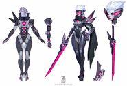 Fiora PROJECT Concept 01