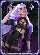 LoR The Diva Card Back