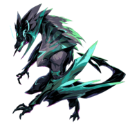 RotS Model Shyvana Ruined Dragon form Neutral
